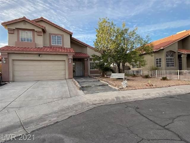 2217 Keller Court, North Las Vegas, NV 89032 (MLS #2340882) :: Hebert Group   eXp Realty