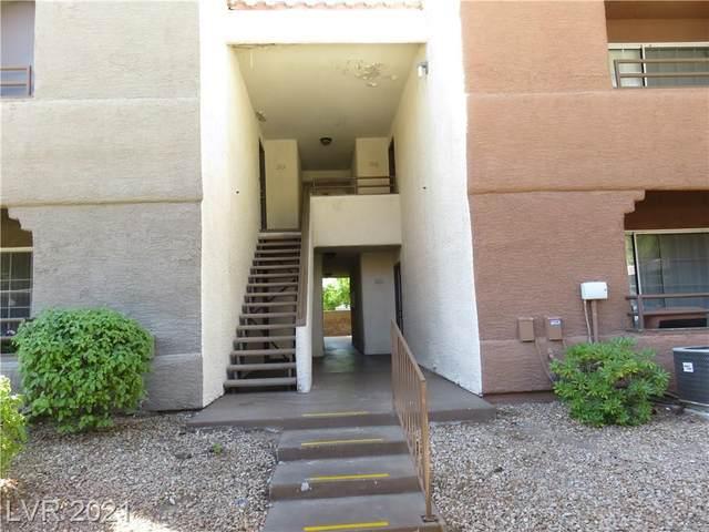2200 S Fort Apache Road #2028, Las Vegas, NV 89117 (MLS #2340887) :: Coldwell Banker Premier Realty
