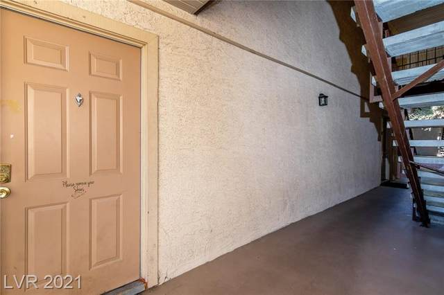 4330 Sandy River Drive #87, Las Vegas, NV 89103 (MLS #2340897) :: Keller Williams Realty