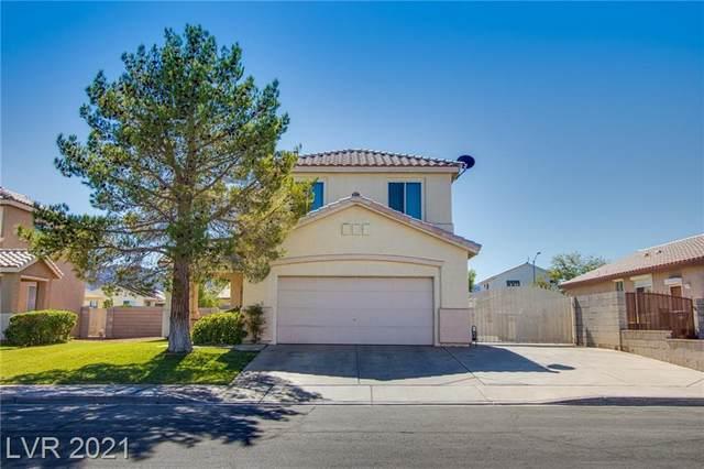 1009 Sojourn Court, Henderson, NV 89074 (MLS #2340910) :: Reside - The Real Estate Co.