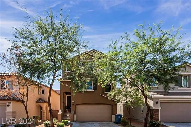 8945 Harmony Hall Avenue, Las Vegas, NV 89178 (MLS #2340913) :: Jack Greenberg Group