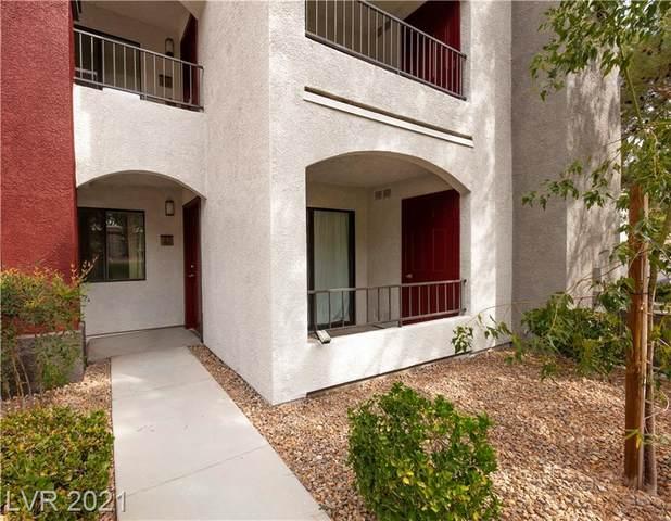 950 Seven Hills Drive #614, Henderson, NV 89052 (MLS #2340923) :: Coldwell Banker Premier Realty