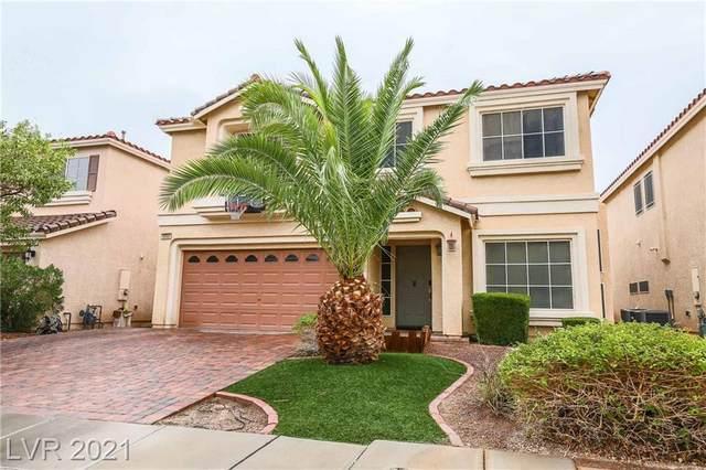 8450 Bismark Sapphire Street, Las Vegas, NV 89139 (MLS #2340934) :: The TR Team
