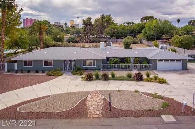 2711 Ashby Avenue, Las Vegas, NV 89102 (MLS #2340942) :: Signature Real Estate Group
