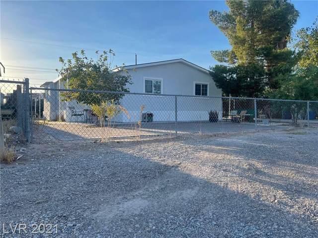 2237 Brenda Lane, Las Vegas, NV 89156 (MLS #2340965) :: Jeffrey Sabel