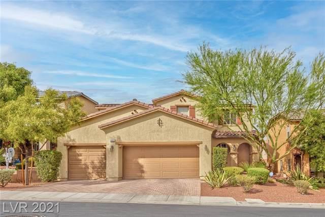 10652 Berkshire Woods Avenue, Las Vegas, NV 89166 (MLS #2340972) :: Signature Real Estate Group