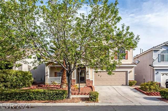 7912 Meandering Light Avenue, Las Vegas, NV 89131 (MLS #2340990) :: Coldwell Banker Premier Realty
