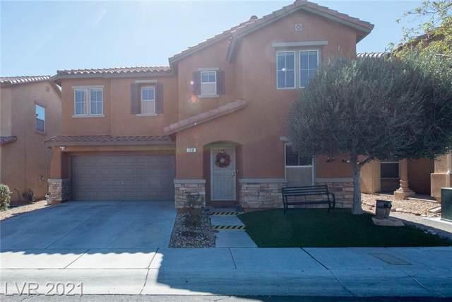 7219 Hickory Post Avenue, Las Vegas, NV 89179 (MLS #2341002) :: The TR Team