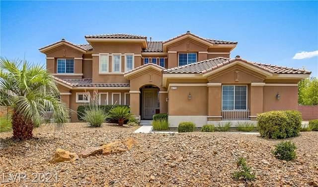 8775 Lufield Ridge Court, Las Vegas, NV 89149 (MLS #2341003) :: Signature Real Estate Group