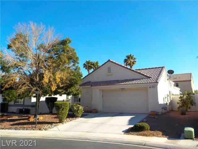 721 Regal Robin Way, North Las Vegas, NV 89084 (MLS #2341005) :: Signature Real Estate Group