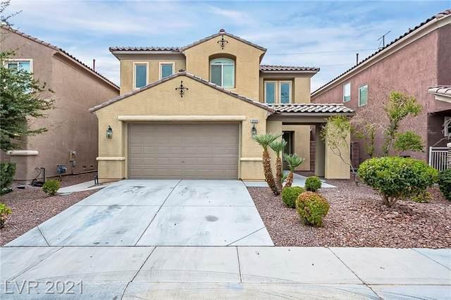 3509 Birdwatcher Avenue, North Las Vegas, NV 89084 (MLS #2341006) :: Jack Greenberg Group