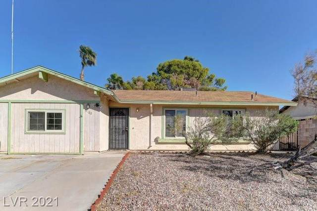 5062 Tahnee Drive, Las Vegas, NV 89122 (MLS #2341037) :: Jeffrey Sabel