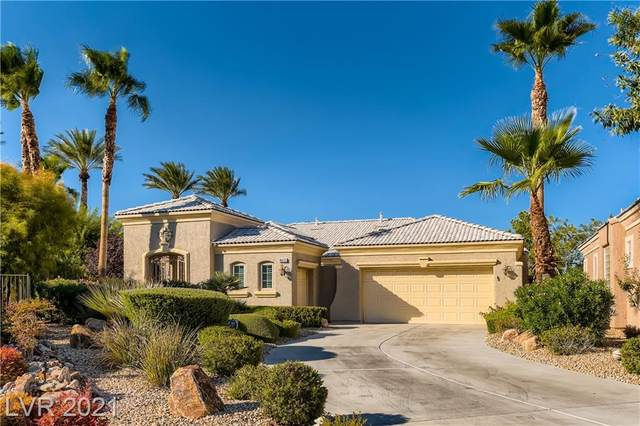 4915 Pieta Court, Las Vegas, NV 89135 (MLS #2341045) :: Coldwell Banker Premier Realty