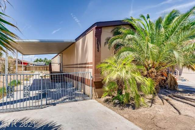 5653 Tahoe Drive, Las Vegas, NV 89142 (MLS #2341054) :: Jeffrey Sabel
