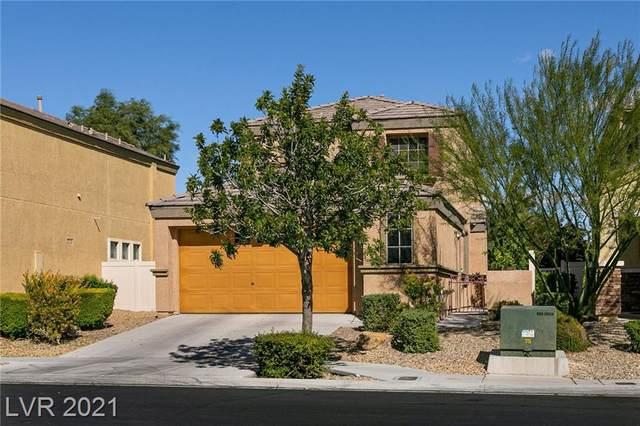 3632 Turquoise Waters Avenue, North Las Vegas, NV 89081 (MLS #2341055) :: Alexander-Branson Team   Realty One Group