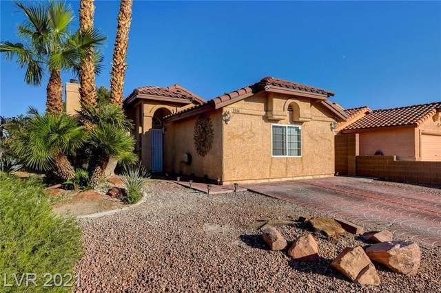 5334 Beaverhead Drive, Las Vegas, NV 89120 (MLS #2341060) :: The Melvin Team