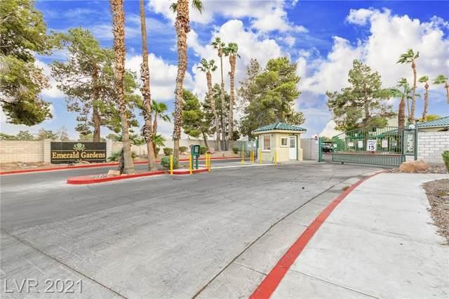 1520 Jamielinn Lane #201, Las Vegas, NV 89110 (MLS #2341064) :: Jeffrey Sabel