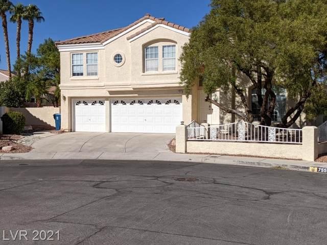 7553 Emerald Gardens Circle, Las Vegas, NV 89123 (MLS #2341078) :: Hebert Group | eXp Realty