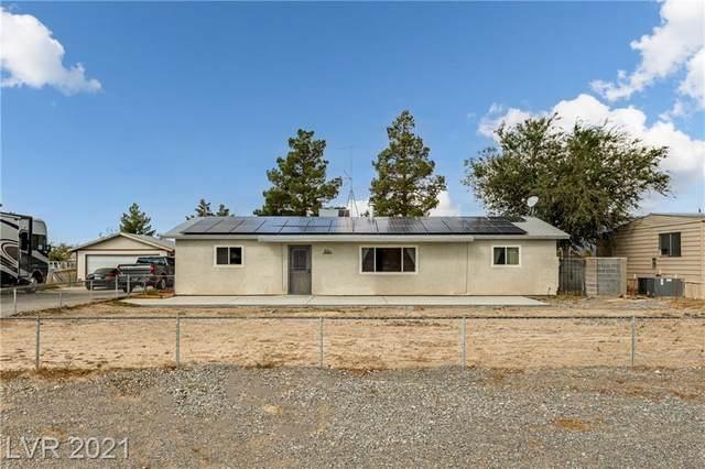 3820 Point Drive, Pahrump, NV 89060 (MLS #2341098) :: The Melvin Team