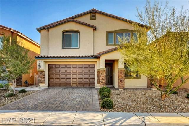4033 Carla Ann Road, Las Vegas, NV 89081 (MLS #2341102) :: The TR Team
