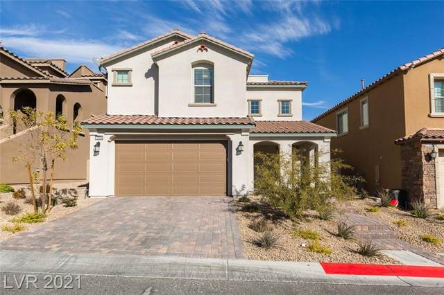 11906 Tres Bispos Avenue, Las Vegas, NV 89138 (MLS #2341103) :: Signature Real Estate Group