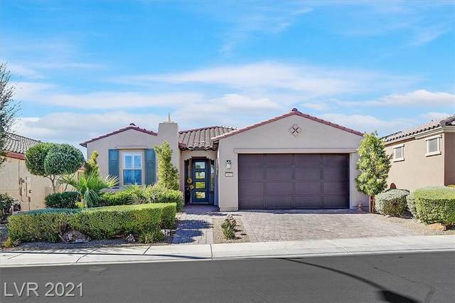5805 Summit Greens Street, North Las Vegas, NV 89081 (MLS #2341122) :: The Wright Group