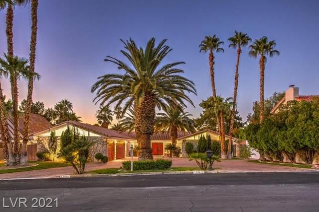 2904 La Mesa Drive, Henderson, NV 89014 (MLS #2341131) :: Jack Greenberg Group