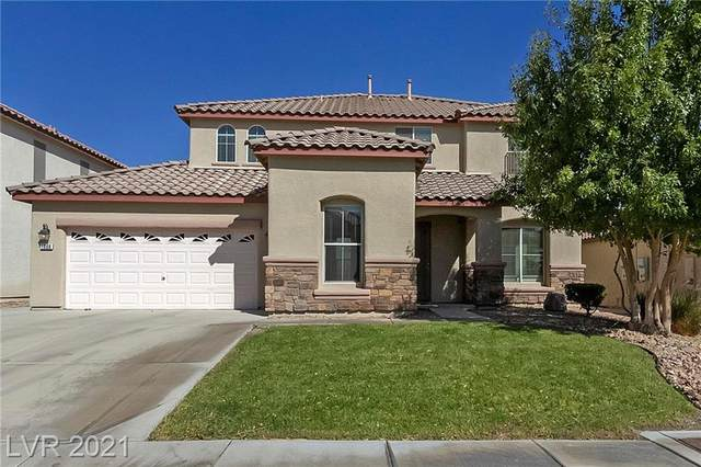 1006 Dawn Valley Drive, North Las Vegas, NV 89031 (MLS #2341132) :: Keller Williams Realty