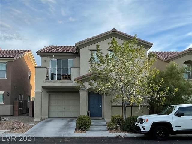 597 Beckton Park Avenue, Las Vegas, NV 89178 (MLS #2341150) :: Jeffrey Sabel