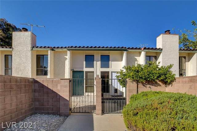 1305 Capri Drive D, Boulder City, NV 89005 (MLS #2341156) :: DT Real Estate