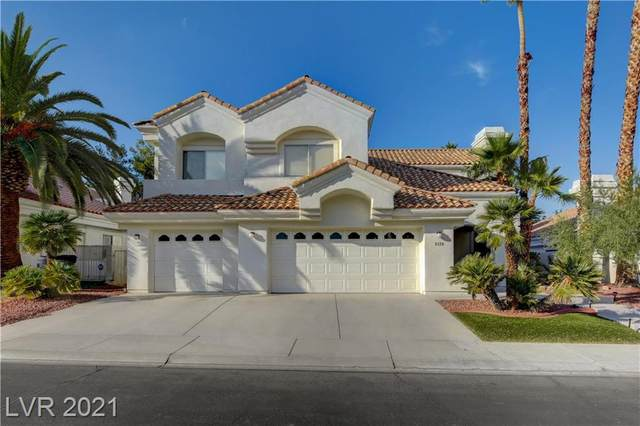 8120 Bay Harbor Drive, Las Vegas, NV 89128 (MLS #2341174) :: Jeffrey Sabel