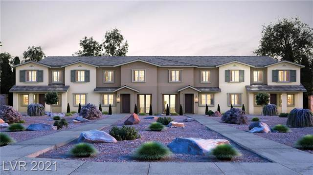 965 Nevada State Drive #17202, Henderson, NV 89002 (MLS #2341189) :: The TR Team