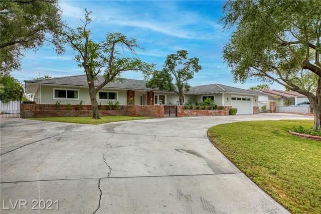 1625 Santa Anita Drive, Las Vegas, NV 89119 (MLS #2341215) :: Hebert Group | eXp Realty