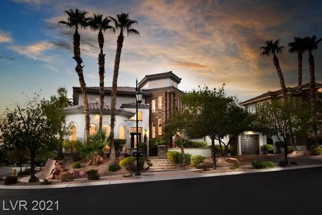779 Clove Court, Henderson, NV 89012 (MLS #2341254) :: Coldwell Banker Premier Realty