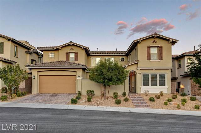 370 Calabria Ridge Street, Las Vegas, NV 89138 (MLS #2341256) :: Signature Real Estate Group