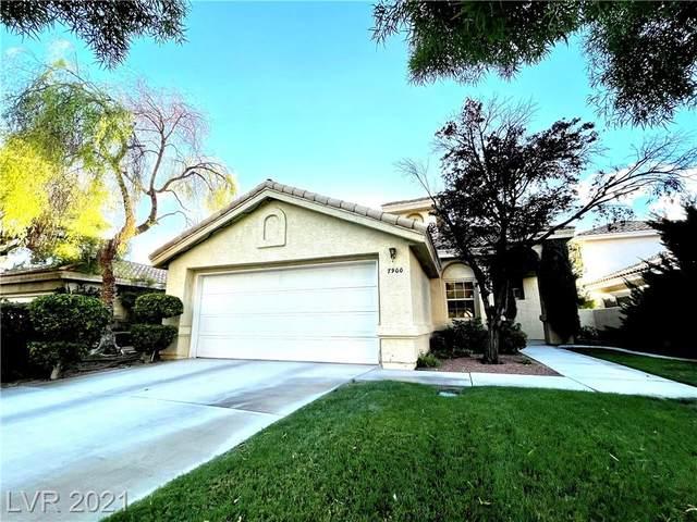 7900 Abalone Cove Drive, Las Vegas, NV 89128 (MLS #2341282) :: Jack Greenberg Group