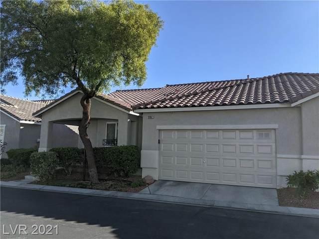 10962 Ampus Place, Las Vegas, NV 89141 (MLS #2341293) :: Jack Greenberg Group