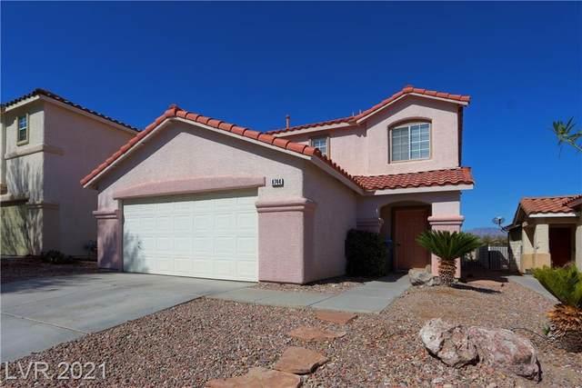 8744 Majestic Pine Avenue, Las Vegas, NV 89143 (MLS #2341296) :: Jeffrey Sabel