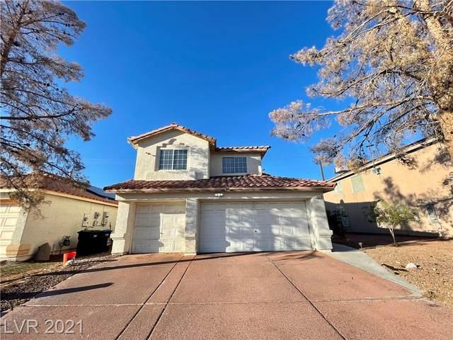 1004 Glamis Circle, North Las Vegas, NV 89032 (MLS #2341298) :: Jack Greenberg Group