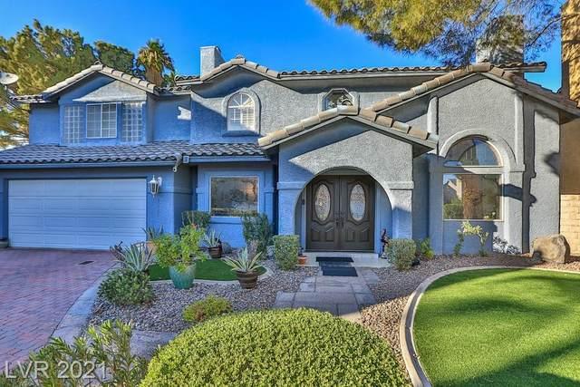 3028 Carlotta Circle, Las Vegas, NV 89121 (MLS #2341356) :: DT Real Estate