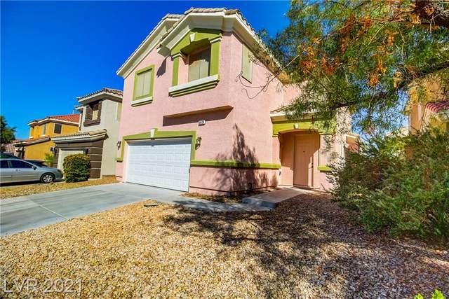 6820 Scarlet Flax Street, Las Vegas, NV 89148 (MLS #2341357) :: DT Real Estate
