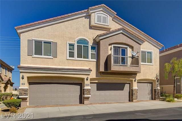 6442 Burns Allen Avenue #103, Las Vegas, NV 89122 (MLS #2341364) :: Jeffrey Sabel