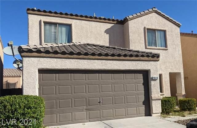 9040 Westchester Hill Avenue, Las Vegas, NV 89148 (MLS #2341380) :: Keller Williams Realty