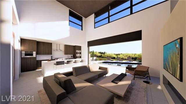 1 Grand Miramar Drive, Henderson, NV 89011 (MLS #2341388) :: Signature Real Estate Group