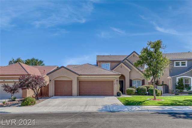 2283 Moresca Avenue, Henderson, NV 89052 (MLS #2341393) :: Coldwell Banker Premier Realty