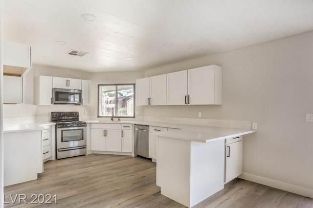 4540 Royal Ridge Avenue, Las Vegas, NV 89103 (MLS #2341394) :: Jeffrey Sabel