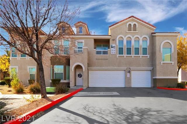 10001 Peace Way #1186, Las Vegas, NV 89147 (MLS #2341398) :: Hebert Group | eXp Realty