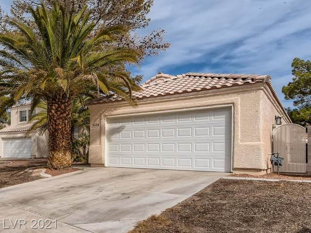 5124 Palo Pinto Lane, North Las Vegas, NV 89031 (MLS #2341402) :: Custom Fit Real Estate Group