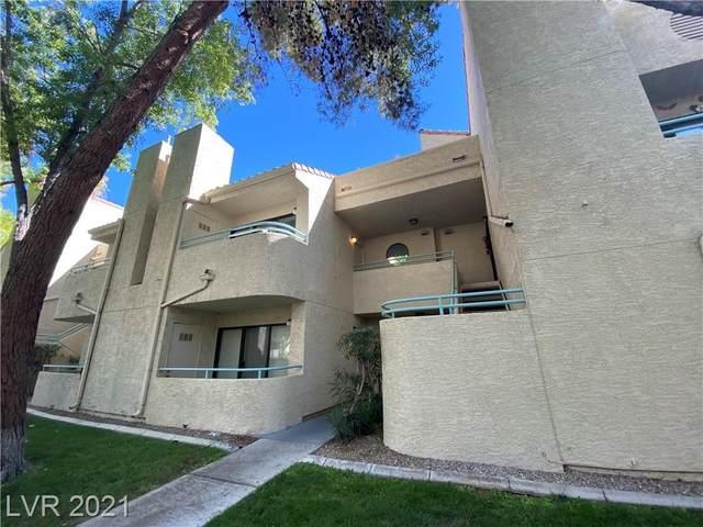 850 N Sloan Lane #202, Las Vegas, NV 89110 (MLS #2341406) :: Keller Williams Realty