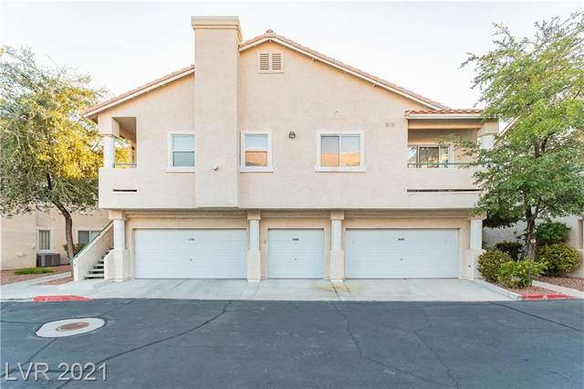 7450 S Eastern Avenue #1065, Las Vegas, NV 89123 (MLS #2341414) :: Signature Real Estate Group